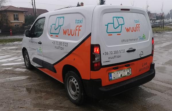 Opel Combo Wuuff Taxi